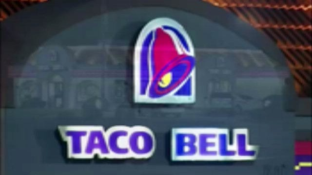 WEB EXTRA: Video From Scene Of Taco Bell Robbery Early Monday