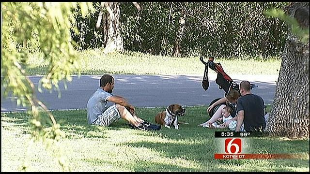 Heat Related Illnesses Rise With Temperature