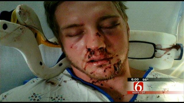 Oklahoma Man Still Recovering After Being Struck By Runaway SUV