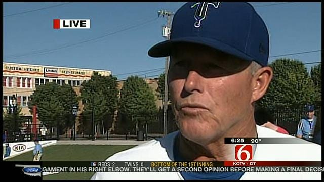 Duane Espy Talks About The First Half Of The Drillers Season