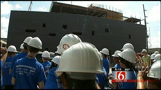 Tulsa Camp Encourages Teens To Explore Engineering Field
