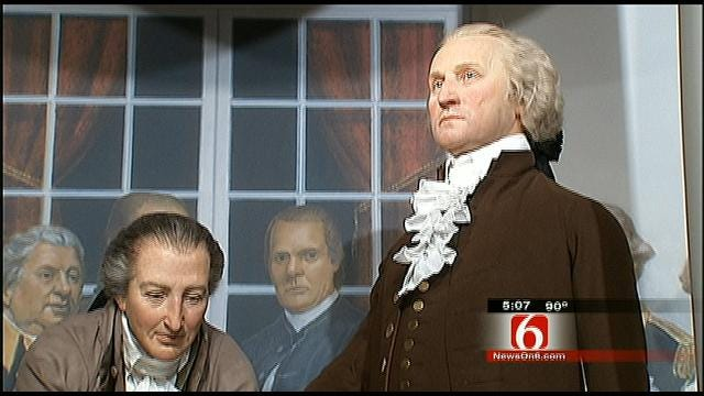 Gilcrease Museum Portrays George Washington In New Tulsa Exhibit