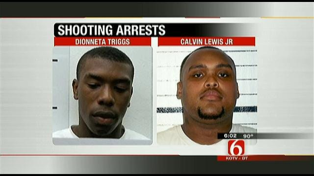 Second Man Arrested Tuesday In Muskogee Shooting