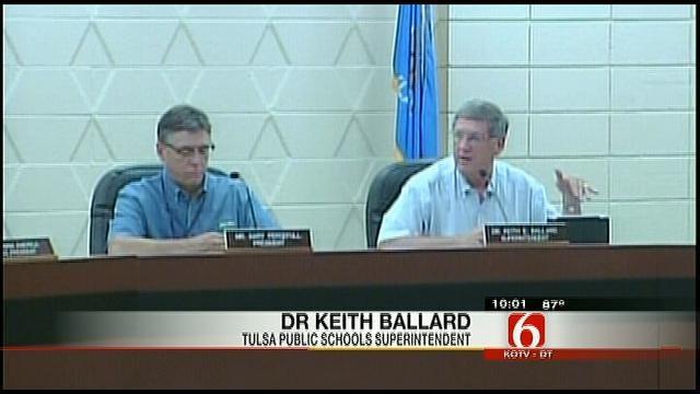 Tulsa Public Schools Announces $1.2 Million Anonymous Donation