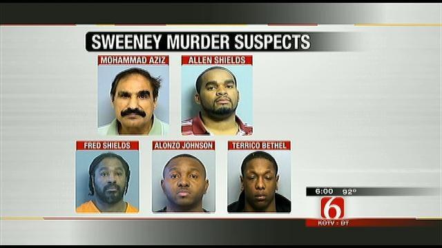 Attorneys Choose Jury In Tulsa Businessman's Murder Trial