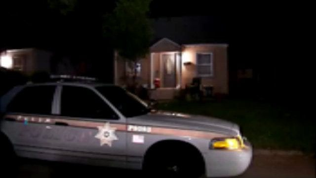 WEB EXTRA: Video From Scene Of North Tulsa Home Invasion