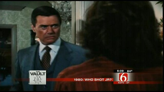 "From The KOTV Vault: The 1980 ""Who Shot JR?"" Craze"