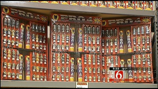 Sand Springs Fireworks Permit Can Save $500 Fine