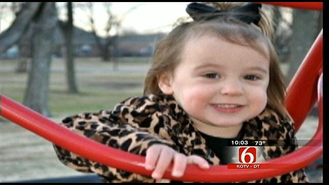 Family Of Owasso Girl Who Nearly Drowned Is Hopeful, Prayerful