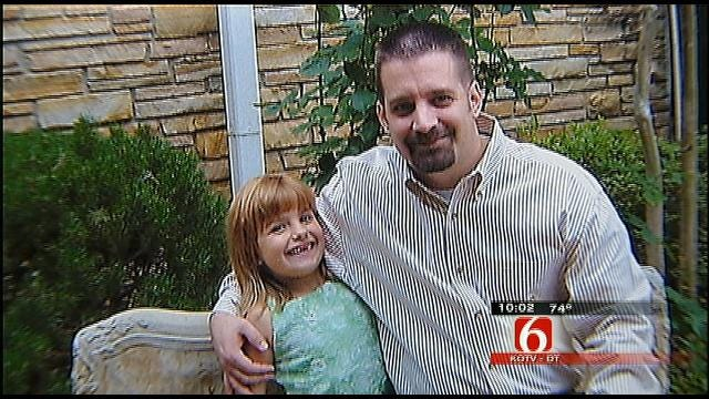 Slain Tulsa Teenager's Father: I Didn't Believe It Was Real