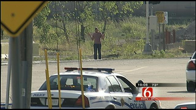 Armed Gunman Near Sand Springs Walmart Surrenders
