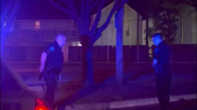 WEB EXTRA: Video From Scene Of Darlington Drive-By Shooting