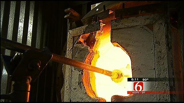 Hot' Fundraiser Helps Underserved Kids Learn Glassblowing