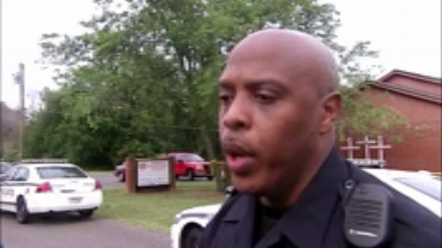 WEB EXTRA: Tulsa Police Officer Leland Ashley Talks About North Tulsa Homicide