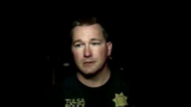 WEB EXTRA: Tulsa Police Captain Ryan Perkins Talks About 6-Hour Police Standoff