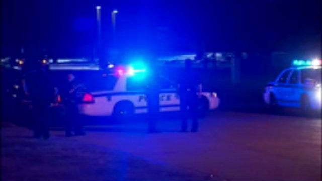 WEB EXTRA: Video From Scene Of West Tulsa Shooting