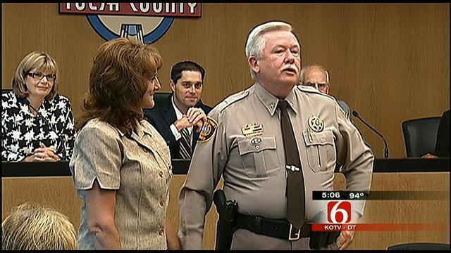 Tulsa County Gets New Undersheriff