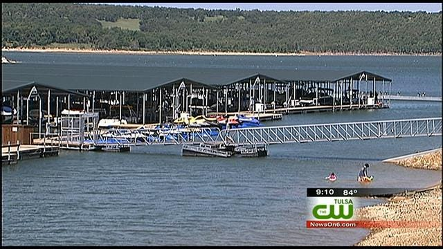 Skiatook Lake's Clear, Blue Waters Ready For Summer Fun