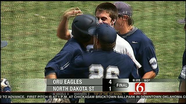 Highlights: Game One-ORU vs. North Dakota St.