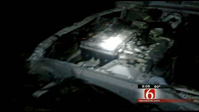 Victim Helps Wagoner County Deputies Catch Craigslist Theft Suspect