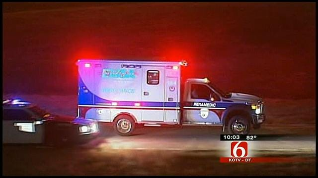 Motorcyclist Critically Injured In High Speed Chase In Tulsa