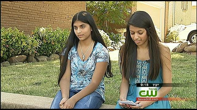Tulsa Girls Orphaned After Crash Brace For More Tough Times