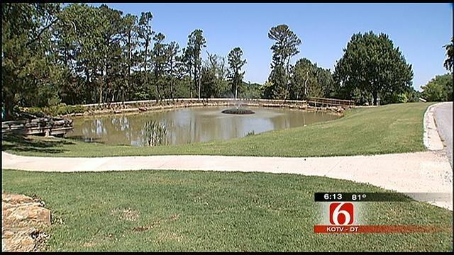 Muskogee Begins Azalea Replanting Effort At Honor Heights Park