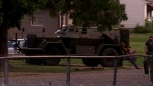 WEB EXTRA: Tulsa Police Special Operations Team