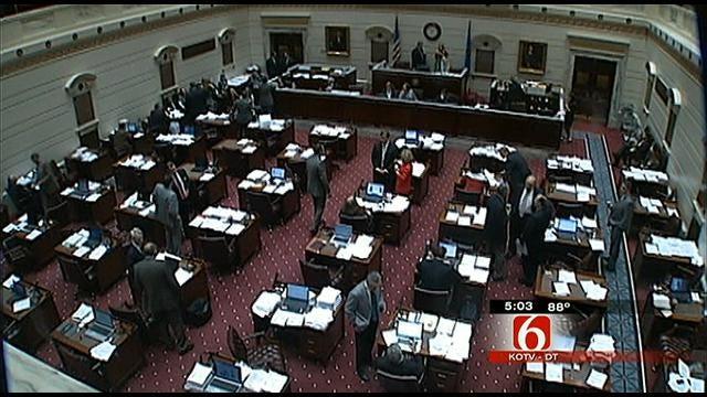 Oklahoma Democrats Call Proposed Tax Cuts 'Irresponsible'