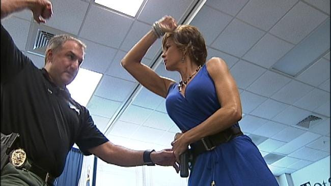 WEB EXTRA: Cpl. McKelvey: You Have To Be Prepared To Use More Violence
