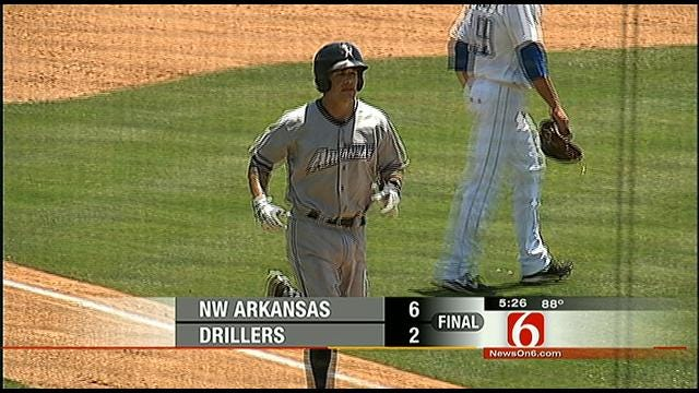 Highlights: Northwest Arkansas Drops Drillers
