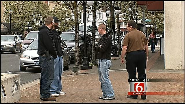 What It's Like in an Open Carry State