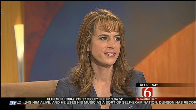 Oklahoma Impact's Jennifer Loren Was On Six In The Morning To Discuss Her Report On Open Carry