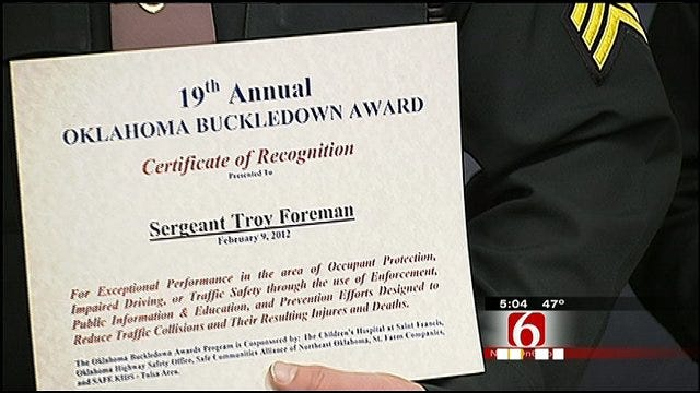 Buckledown Awards Honors Green Country Law Enforcement