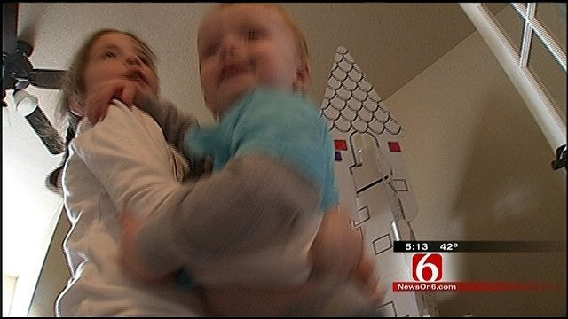 Collinsville Family Prays For A Cure For Children's Rare Disease