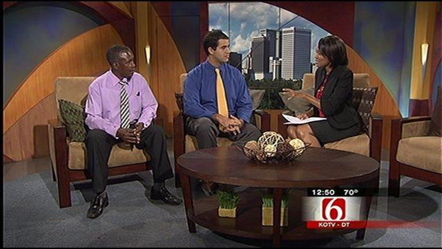 Founder Of The Janada L. Batchelor Foundation For Children Talks On Noon Show