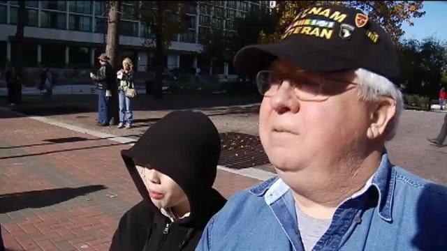 WEB EXTRA: Vietnam Veteran Jack Bauling Talks About Parade