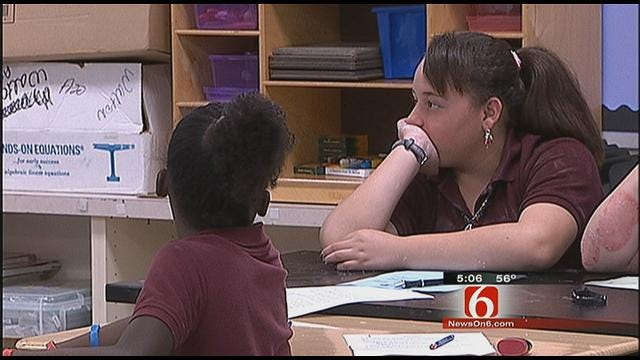 Urban School Program Takes Off In Tulsa Public Schools