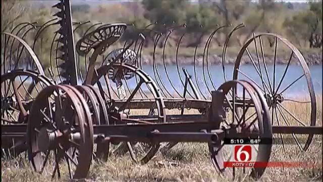 Oklahoma Moment: Oklahoma 'Town' Takes Visitors Back In Time
