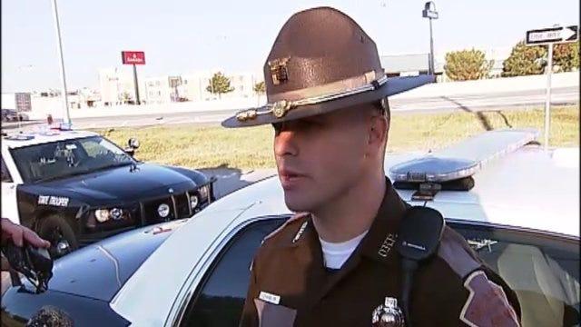 WEB EXTRA: OHP Trooper Larry Chambliss Talks About Fatal Tulsa Crash