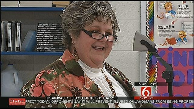 LeAnne's Big Give: Berryhill Student Writes Touching Letter For Teacher