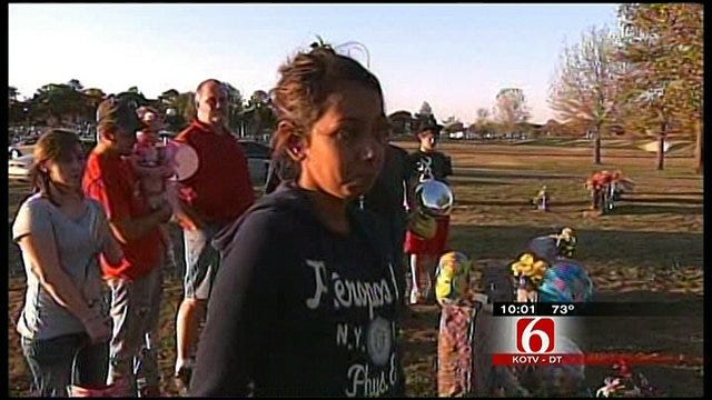 Green Country Family Gather To Remember Father, Son Lost In DUI Crash