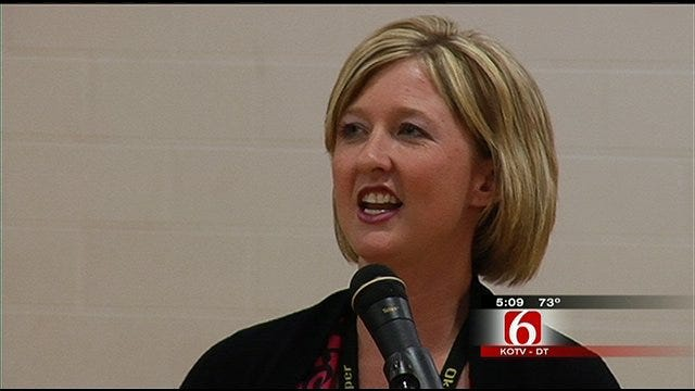 Milken Educator Foundation Honors Owasso Teacher