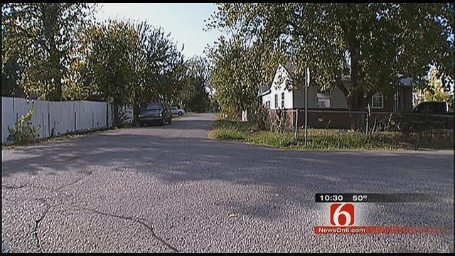 Body Of Murdered Man Found In Tulsa Ditch