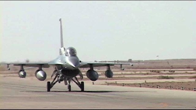 WEB EXTRA: 125th Expeditionary Fighter Squadron Prepares For Iraq Withdrawal