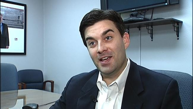 WEB EXTRA: State Rep. Eric Proctor Talks About Oklahoma's Water Fight With Texas
