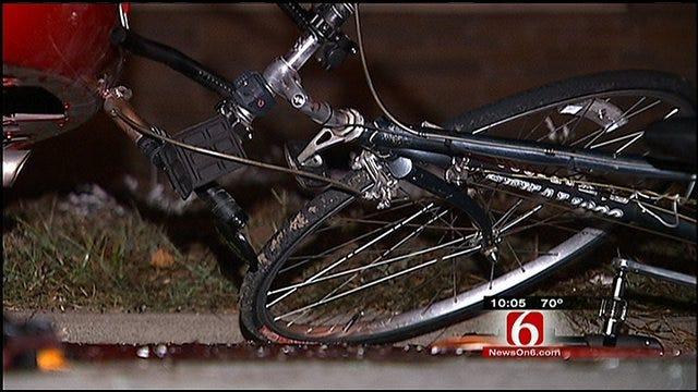 Sister Says Tulsa Cyclist Critically Injured In Crash Is A Survivor
