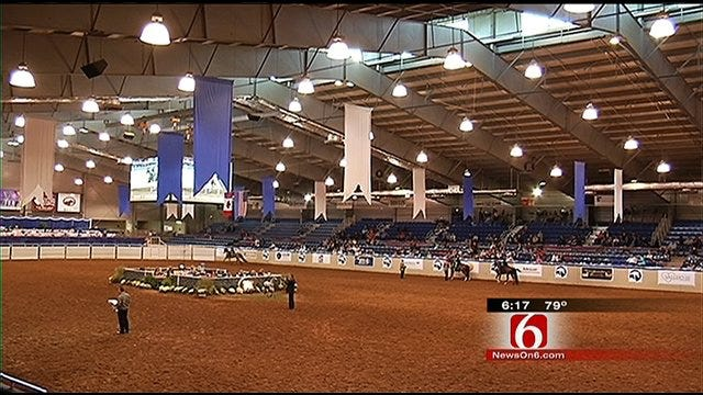 Tulsa Horse Show Largest In History