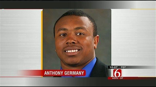 Tulsa Remembers Anthony Germany