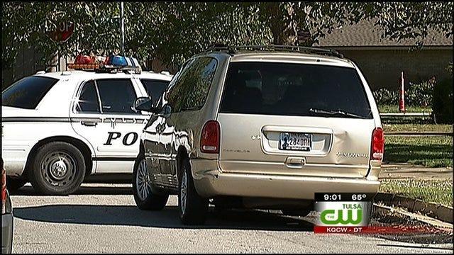 Minivan Runs Over, Kills 8-Year-Old Tulsa Boy